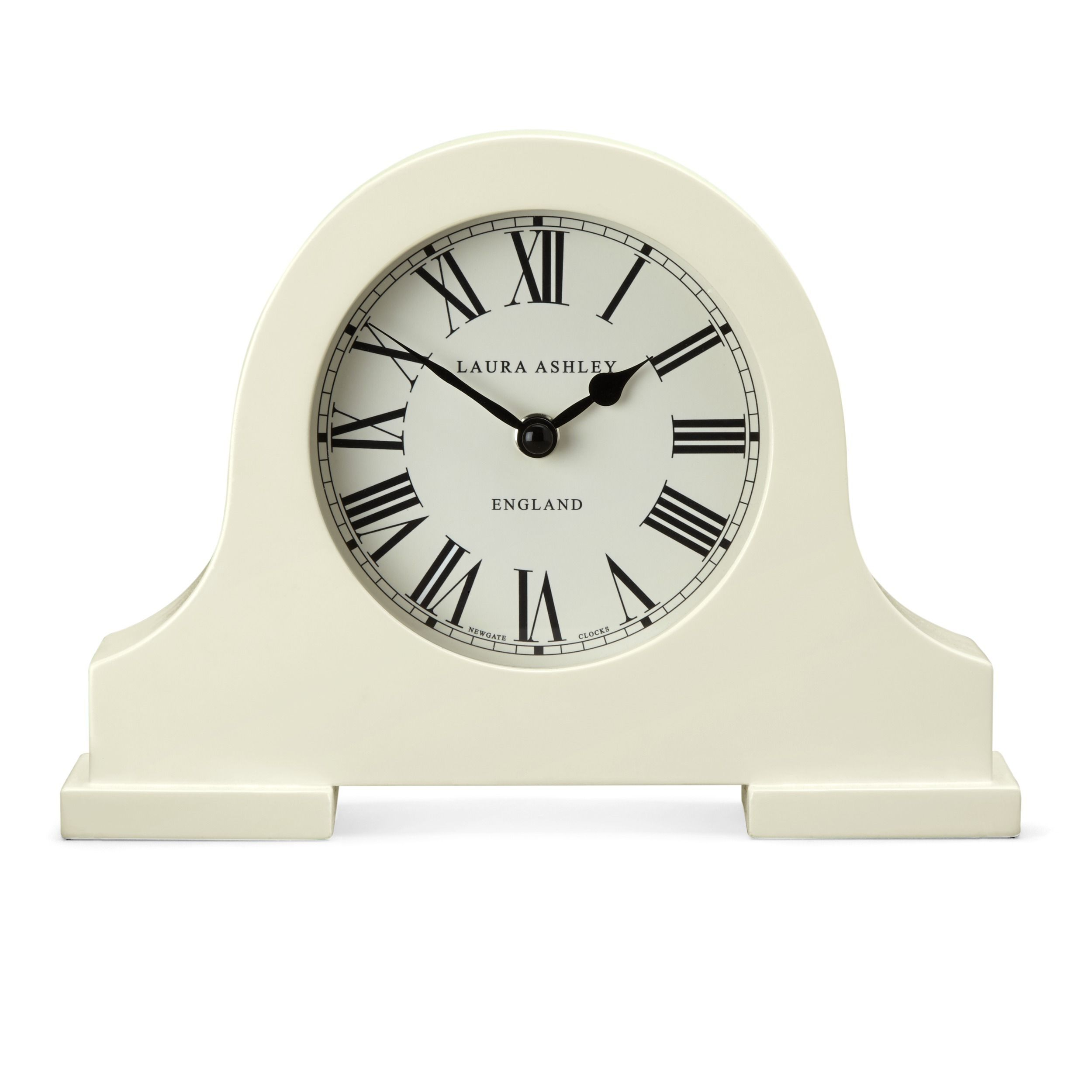 Holborn Cream Clock At Laura Ashley Cream Clocks Clock