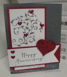 Happy Anniverary Valentine Love Cards Wedding Anniversary Cards