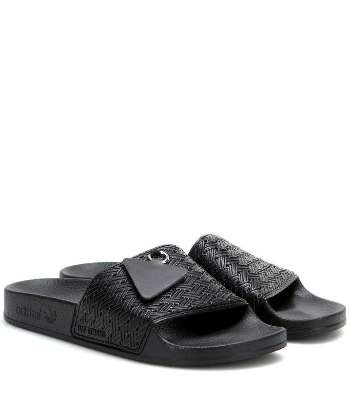 0696958b88f9 Adidas by Raf Simons Pendant Adilette sandals
