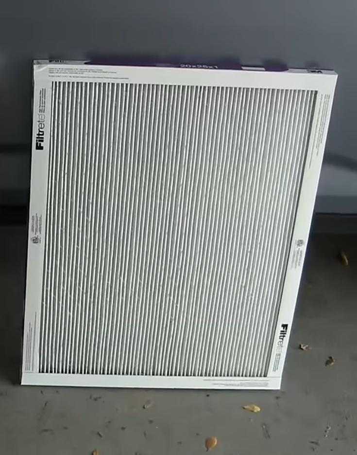 20x25x1 air filter 3m Washable air filter, Air filter