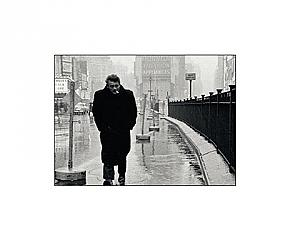 Lámina en blanco y negro – James Dean II