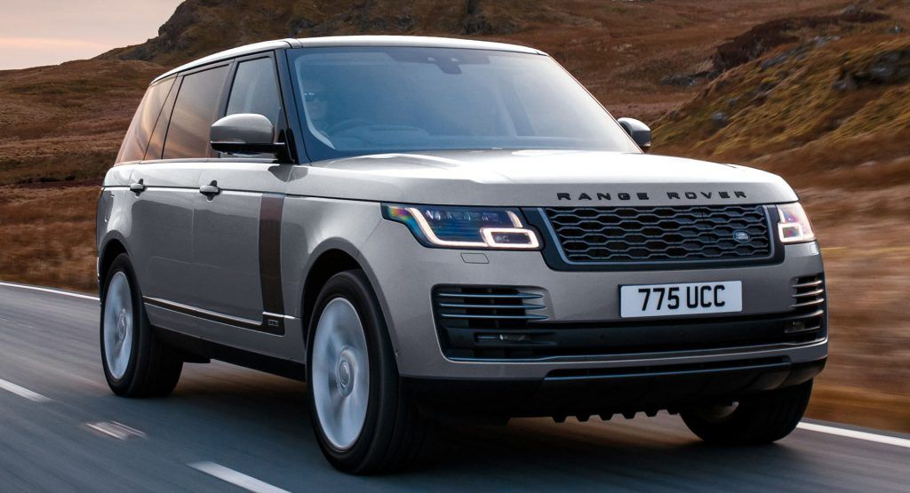 2022 Range Rover To Get Hybrid Phev And Electric Powertrains Carscoops In 2020 Luxury Cars Range Rover Range Rover Range Rover Supercharged