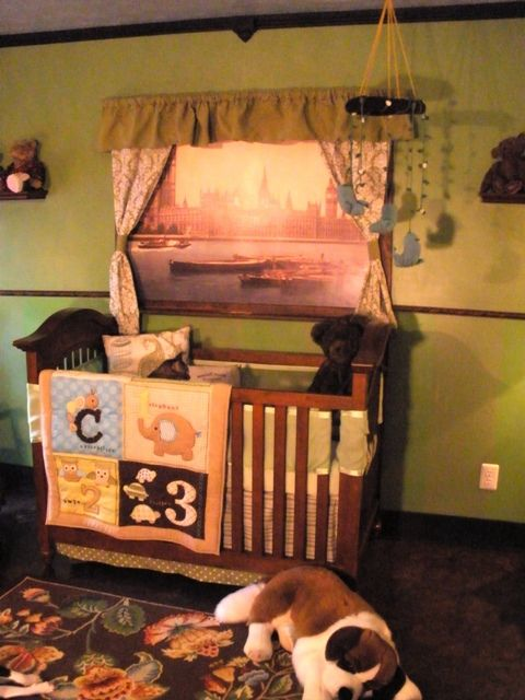 SaucyDwellings - My Son\'s Peter Pan Nursery | Ellee\'s Place ...