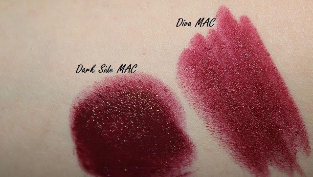 mac diva vs media lipstick - Google Search | Mac diva ...