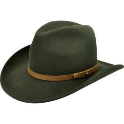 Men s Bailey Western Goldfield Cowboy Hat Remi Green  f7cdf4b068be
