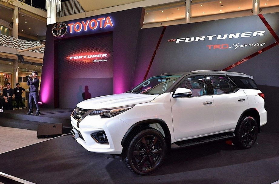 2020 Toyota Fortuner Released Toyota, Mobil, Land cruiser