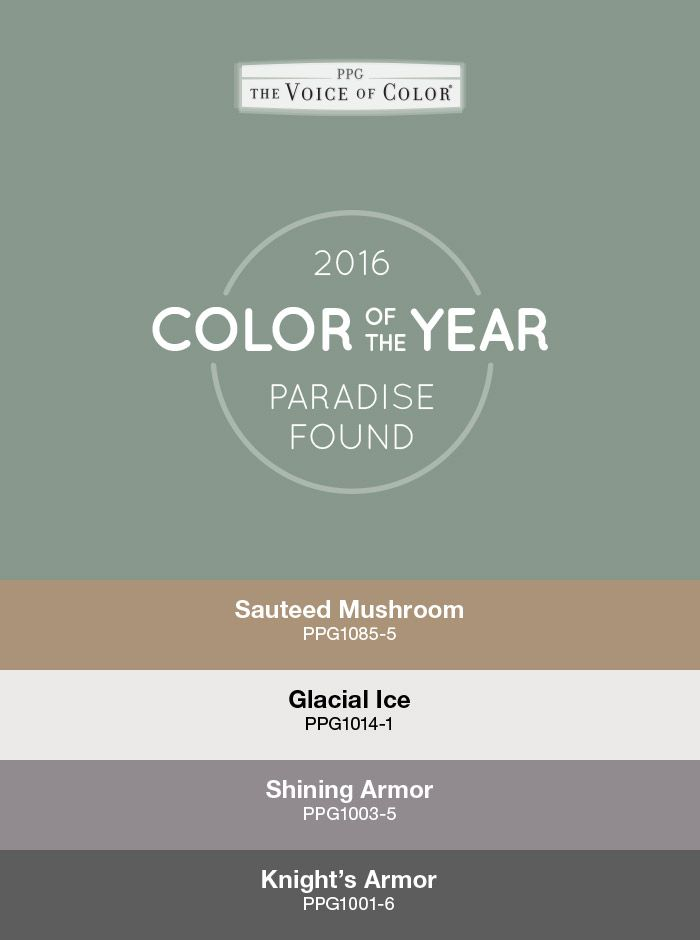 This Palette Represents A New Direction For 2016 Characterized By A Design Sensibility That Is Edgy St Paint Colors Organic Paint Colors Exterior House Colors