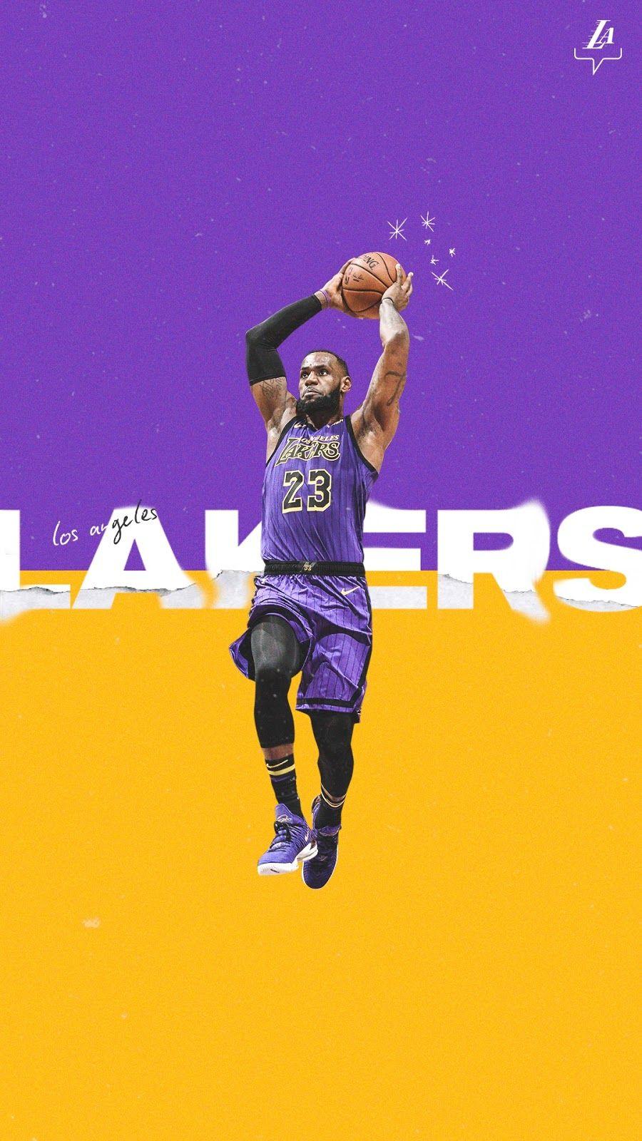 Lebron James Mobile Wallpaper Los Angeles Lakers Nba Lebron James Wallpapers Lebron James Pictures Lebron James Lakers