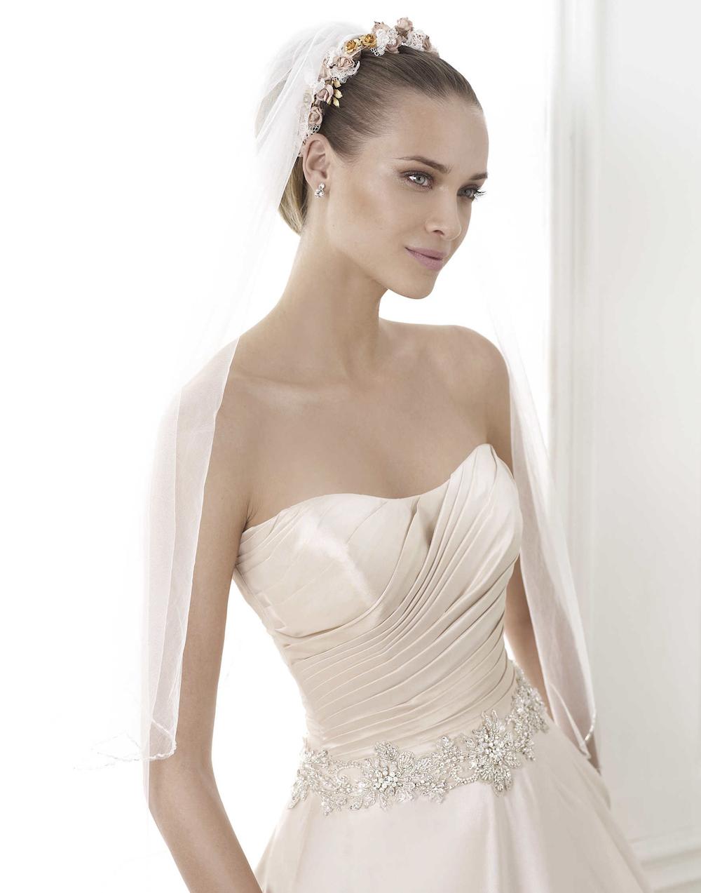 bridal, Fashion,Glamour, Pronovias 2015 Glamour Bridal Collection ...