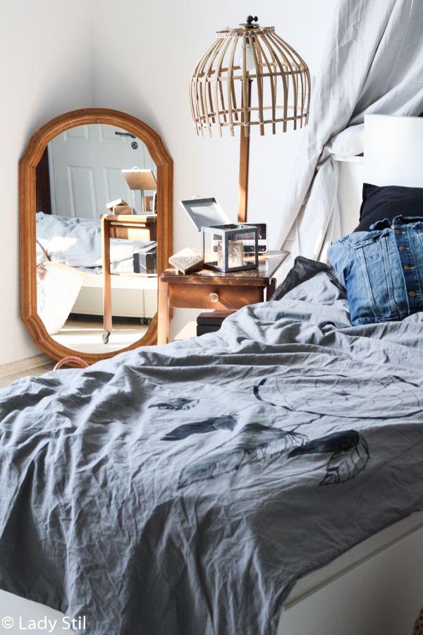 DIY Bettwäsche Individuell Und Schnell Gemacht   Traumfänger Motiv   Ikea  Hack