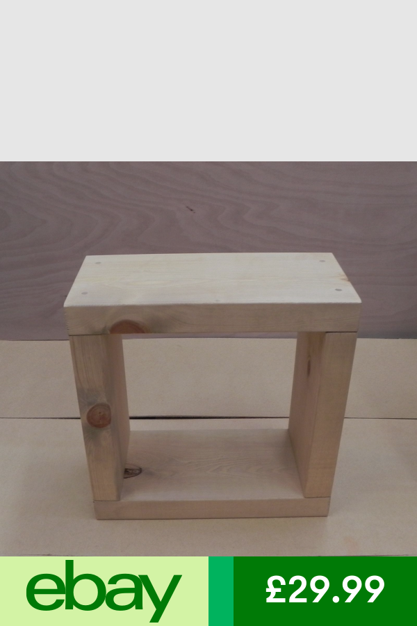 Side End Tables Home Furniture Diy Ebay Cube Side Table