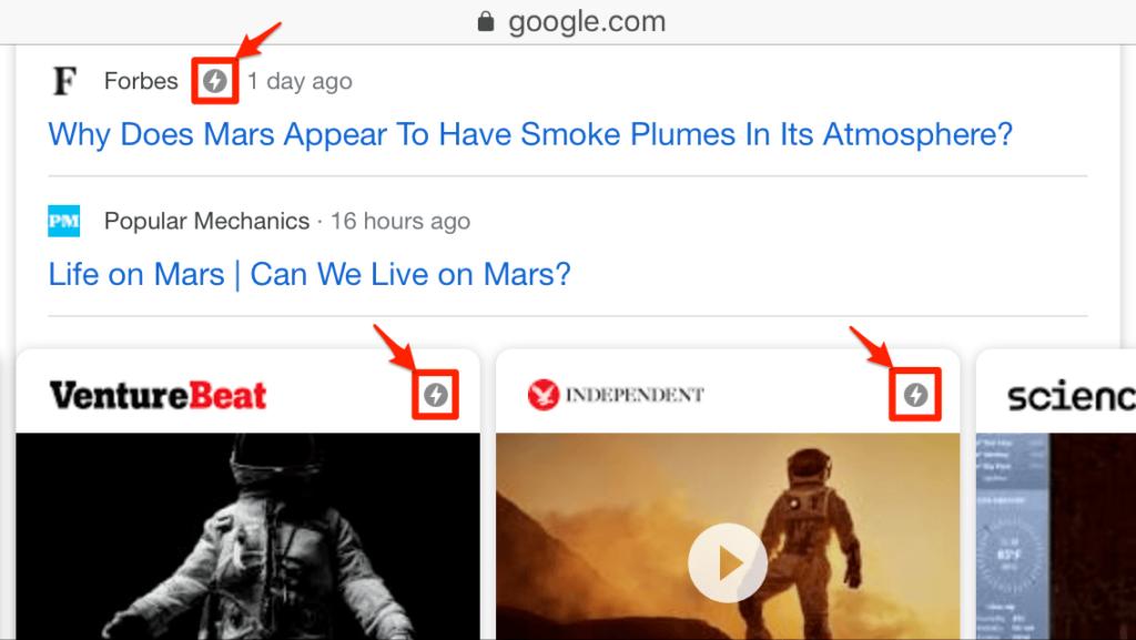 ما هو Google Amp وكيف يعمل دليل سريع وسهل لما يجب ان تعرفه Life On Mars Popular Mechanics Forbes