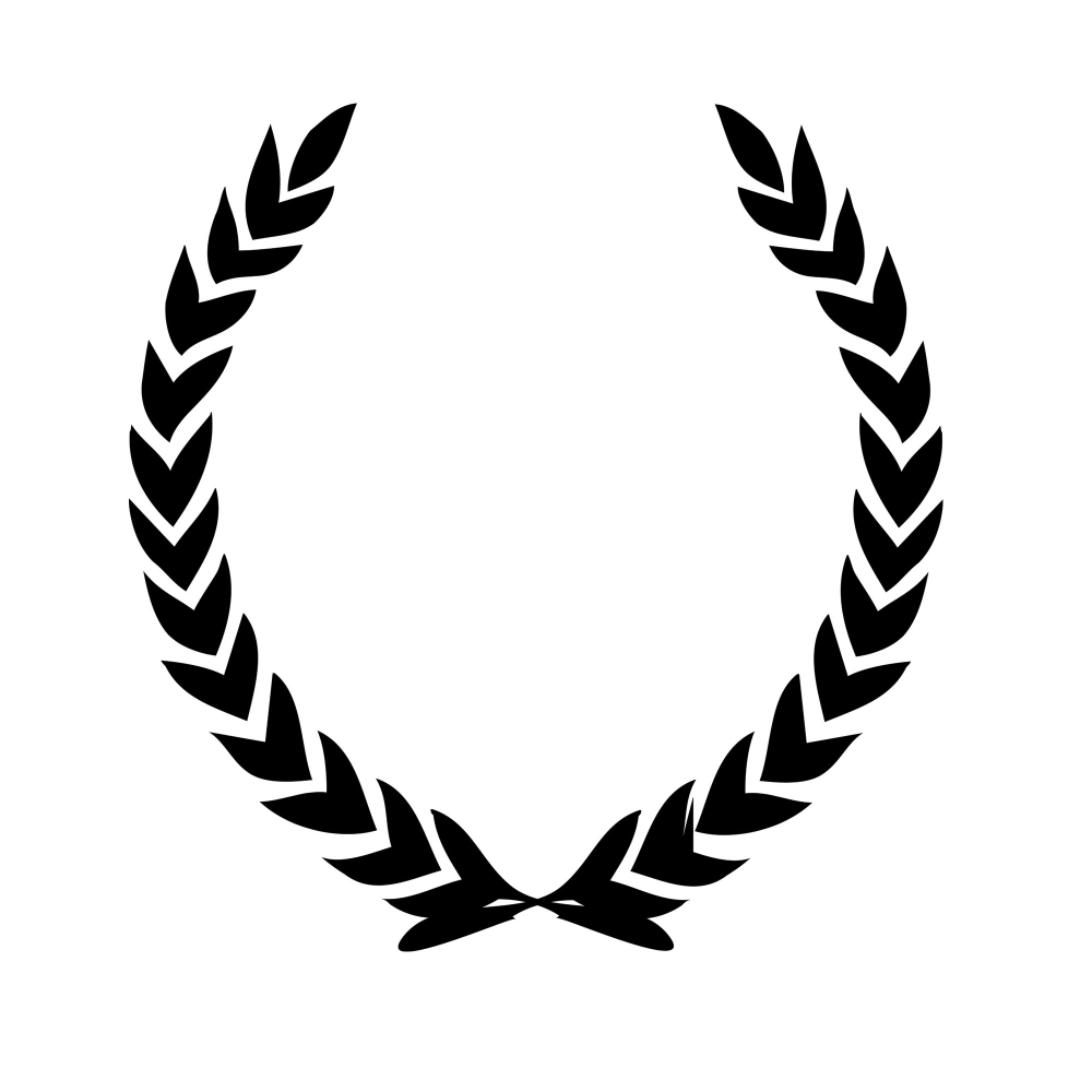 Laurel Wreathsymbol Of Victory Honor And Peace The Laurel Wreath Was A Symbol Of Apollo And The Leaf Itself Was Bel Laurel Wreath Greek Symbol Apollo Symbol