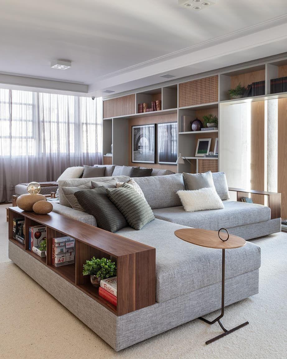 Sofas Modernos 80 Modelos Llenos De Estilo Y Confort Para El Salon Muebles El In 2020 Living Room Sofa Design Modern Sofa Living Room Living Room Decor Apartment