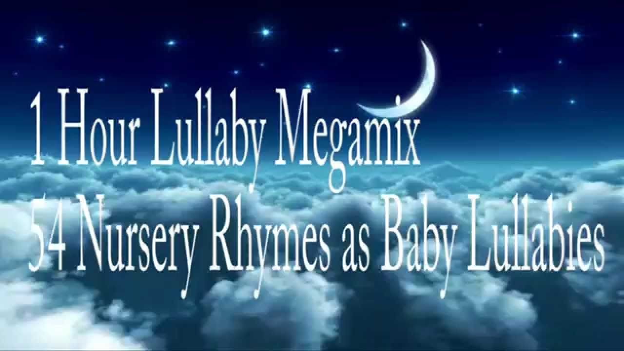 54 Nursery Rhymes Baby Lullaby Style Songs Collection To Put A