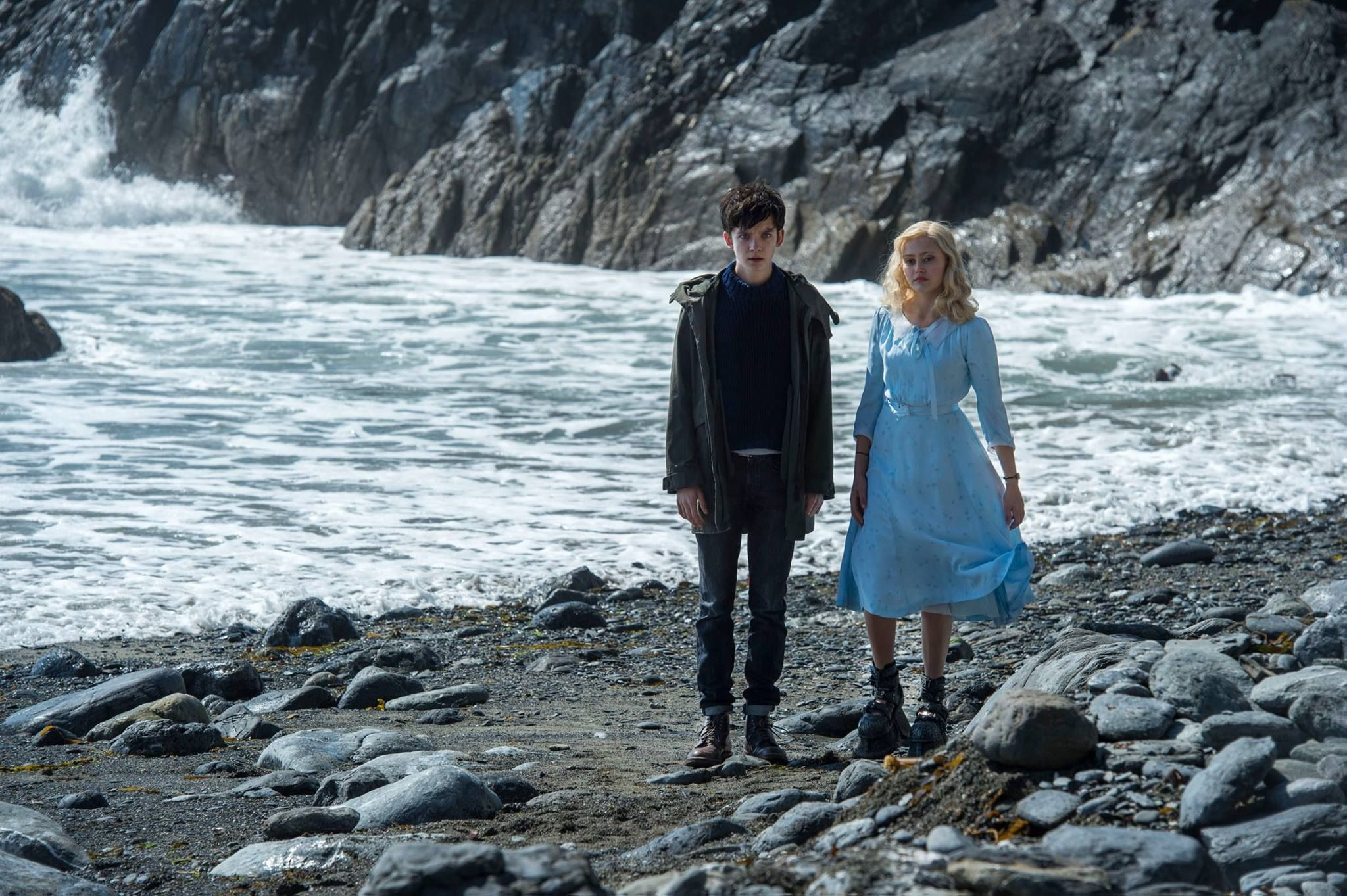 At Miss Peregrine S You Re Never Alone Staypeculiar Miss