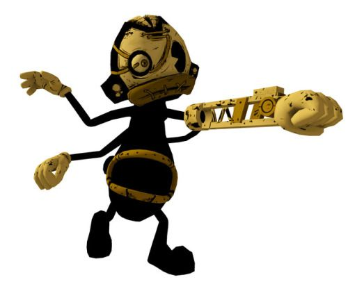 Bendy And The Ink Machine Tumblr With Images Bendy And The