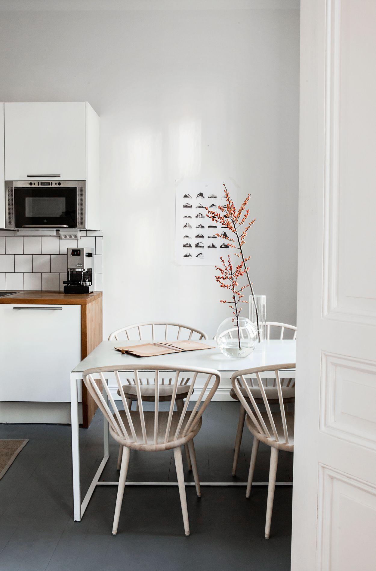 Dailydesigner Eldhuskrokur Pinterest Home Kitchen And Interior - Arsenalsgatan-4-a-king-height-apartment
