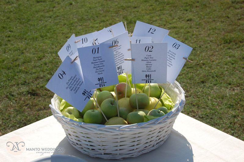 green wedding  tableau de mariage table plan
