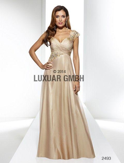 Spoločenské šaty pre moletky dlhé 42424423171