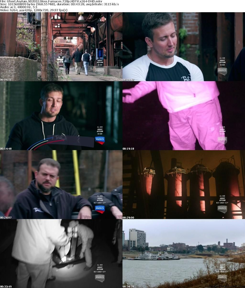 """ghost asylum at sloss furnace 