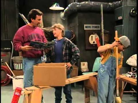 home improvement fifth anniversary tv