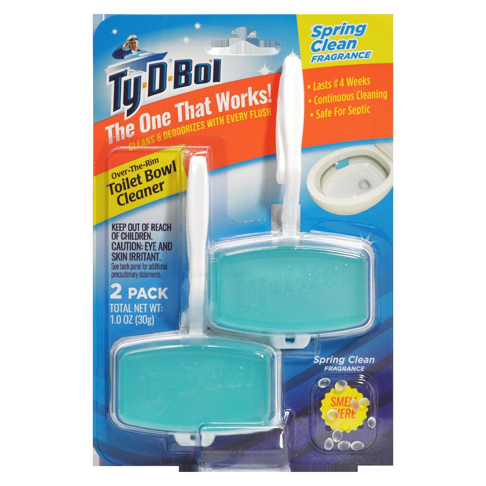 Ty D Bol Over The Rim Gel Toilet Bowl Cleaner Toilet Bowl Cleaner Toilet Cleaning Toilet Bowl
