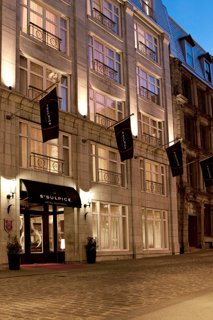 Le Saint Sulpice Montreal Canadahotels