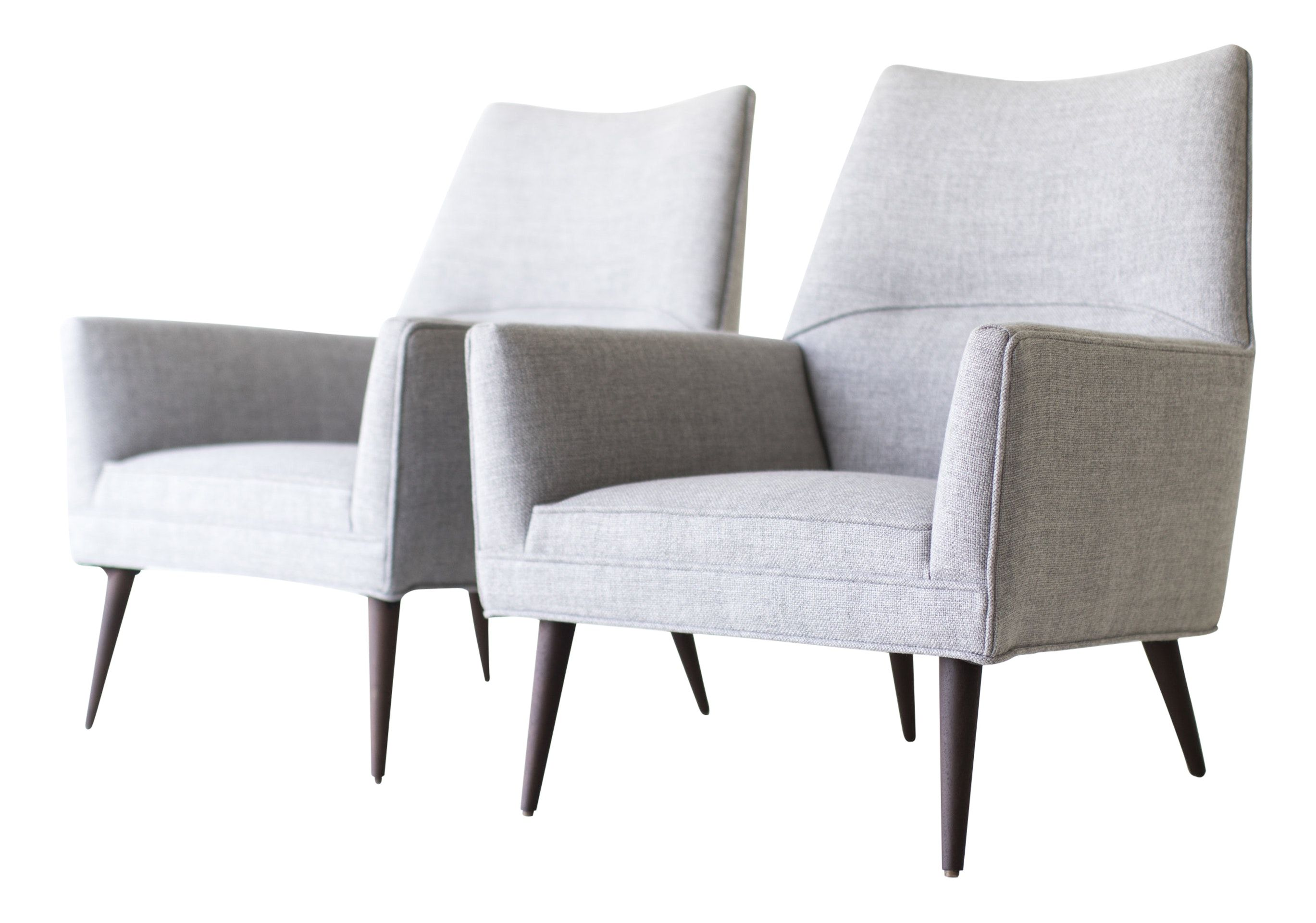 Buy Paul McCobb Squirm Lounge Chairs By The Swanky Abode   Limited Edition  Designer Furniture From