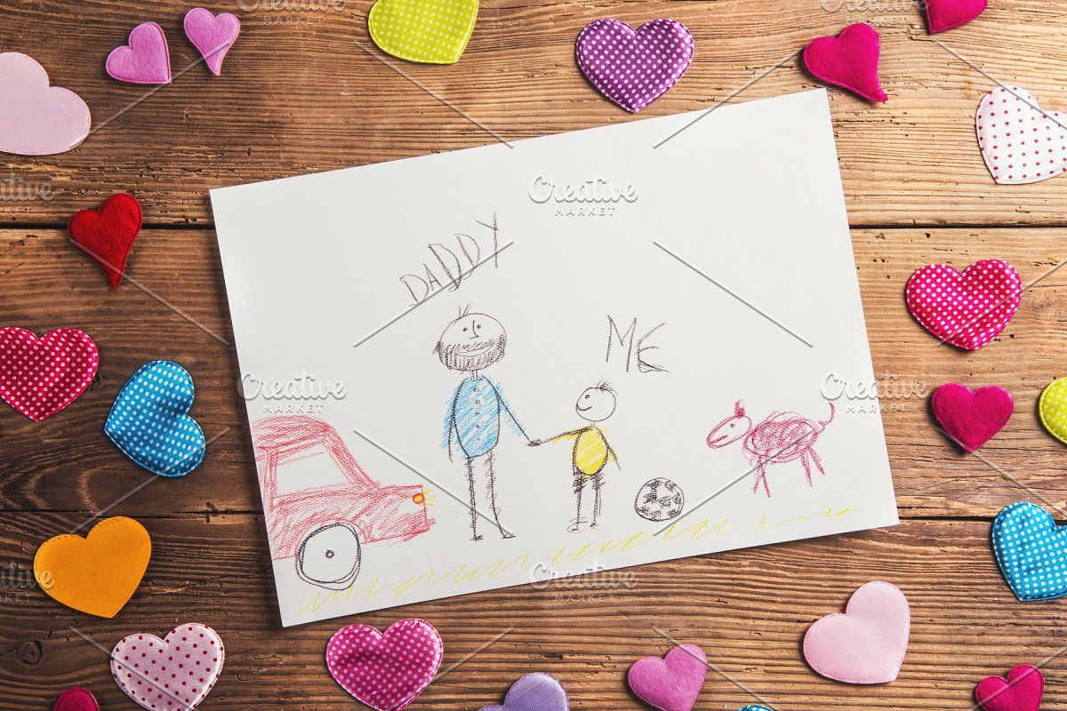 Photo of Fathers day composition. #Sponsored , #ad, #composition#day#Fathers#Studio