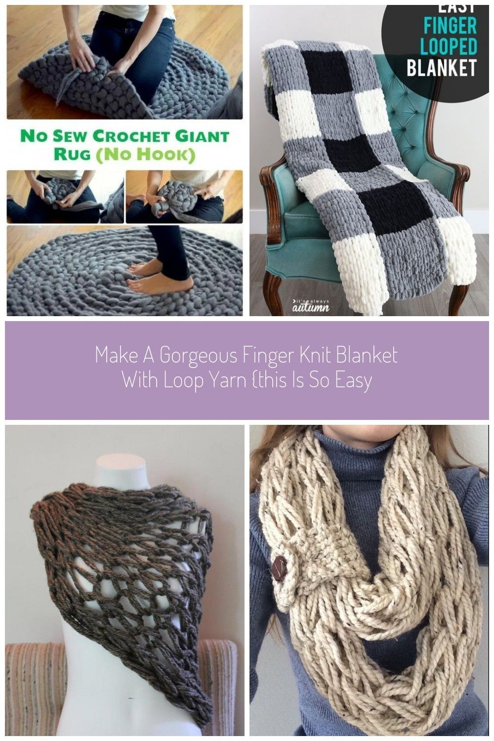 Great Free Of Charge Arm Knitting Instructions Style Trendy Chunky