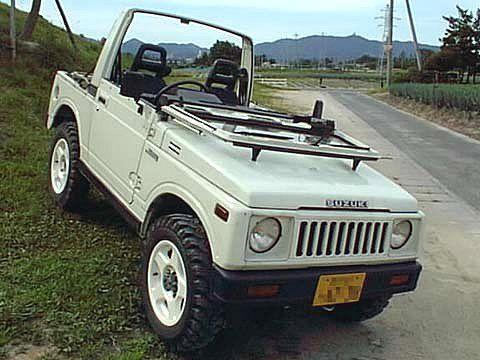 Suzuki Sj 413 Photos News Reviews Specs Car Listings
