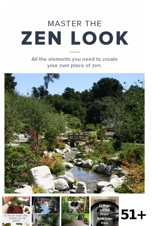 51 Tropical Zen Garden Ideas in 2020 | Garden lovers, Mini ...