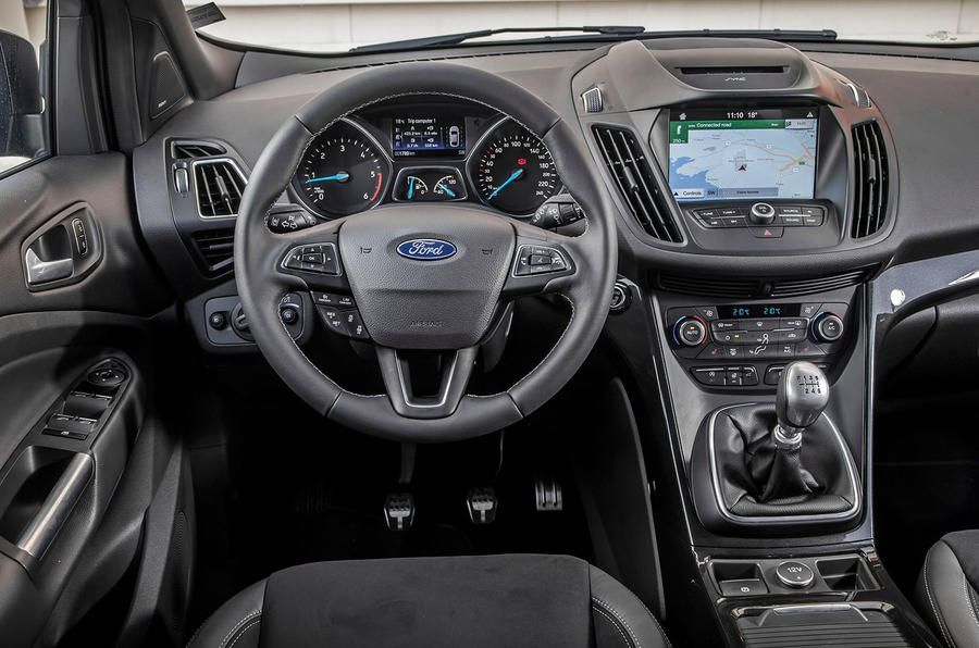 2016 Ford Kuga St Line 1 5 Ecoboost 182 Autos