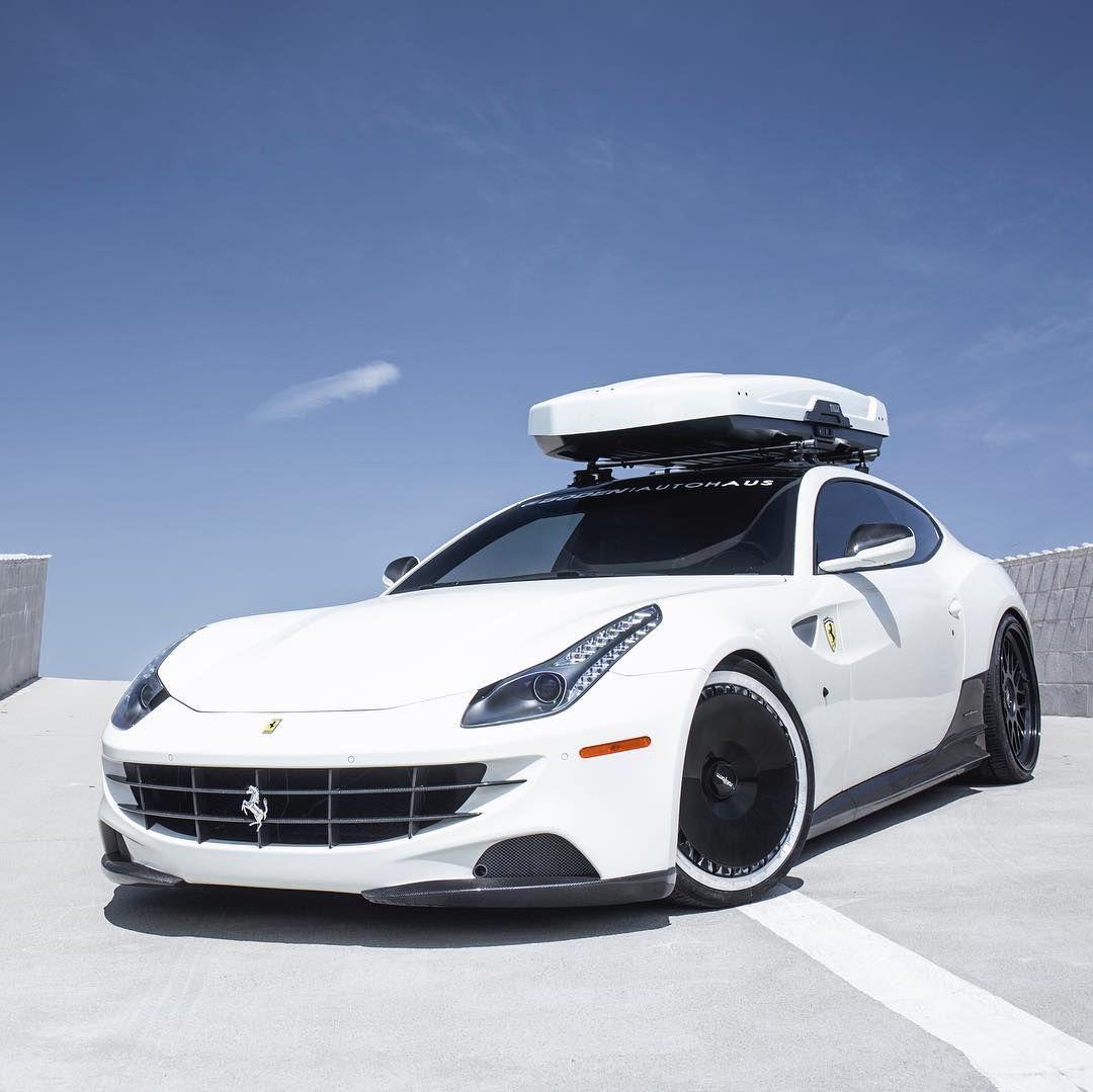 Ferrari 4x4: Ferrari FF. (front) #AeroDisc