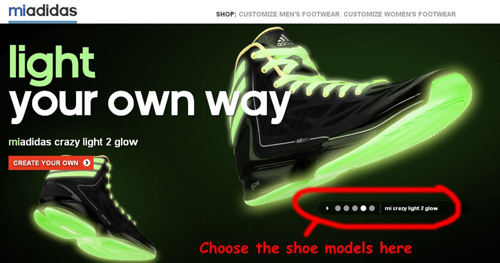 make your own nike shoe