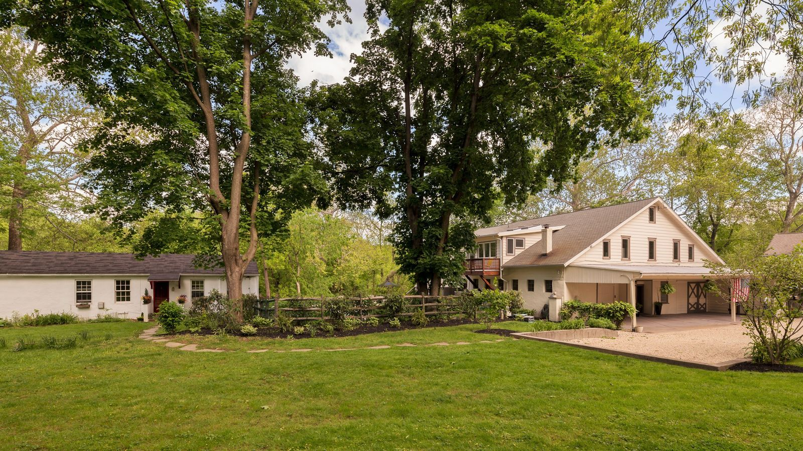 Converted Barn On Wissahickon Creek Asks 129m Philly Real Estate