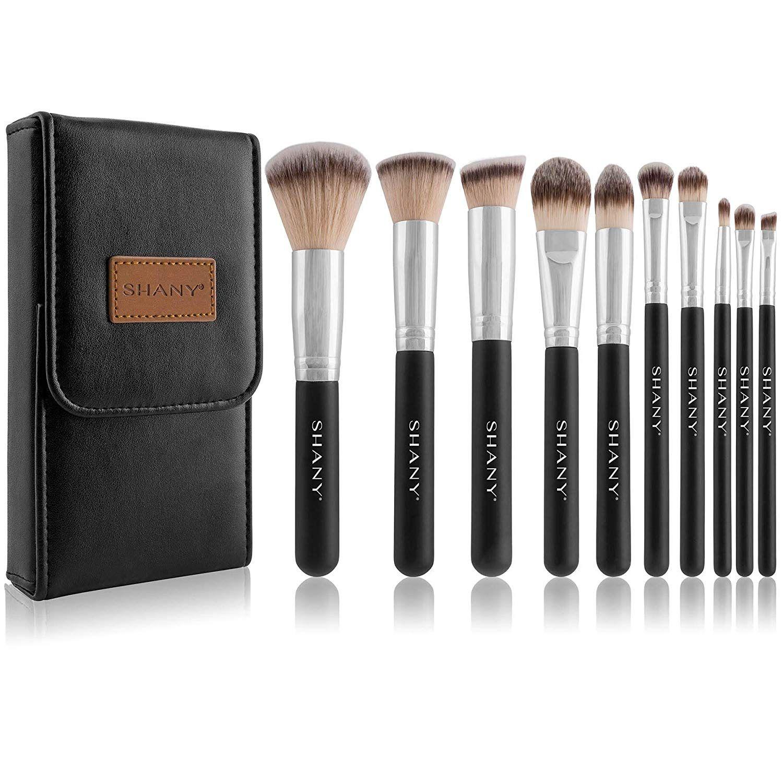 Makeup Brushes In 2020 Makeup Brush Set Professional Makeup Brushes Makeup Brushes