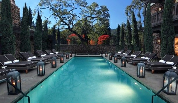 Hotel Yountville Yountville Ca With Images Yountville