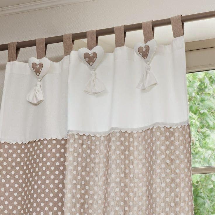 immagine correlata tende pinterest rideaux rideaux voilages and tenture. Black Bedroom Furniture Sets. Home Design Ideas