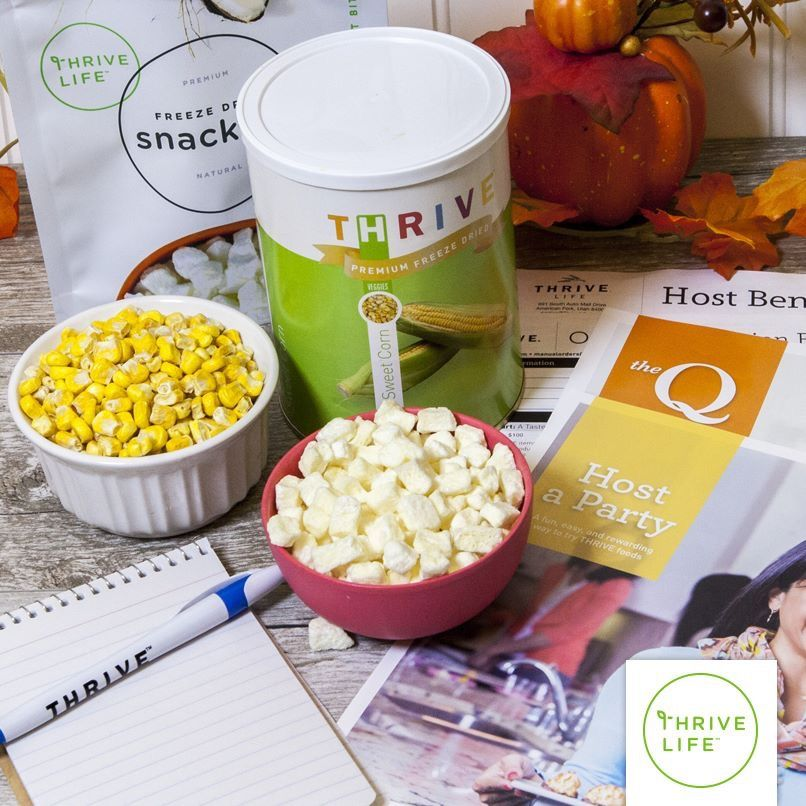 Pin by rhonda hollinger on thrivelife snacks food frozen