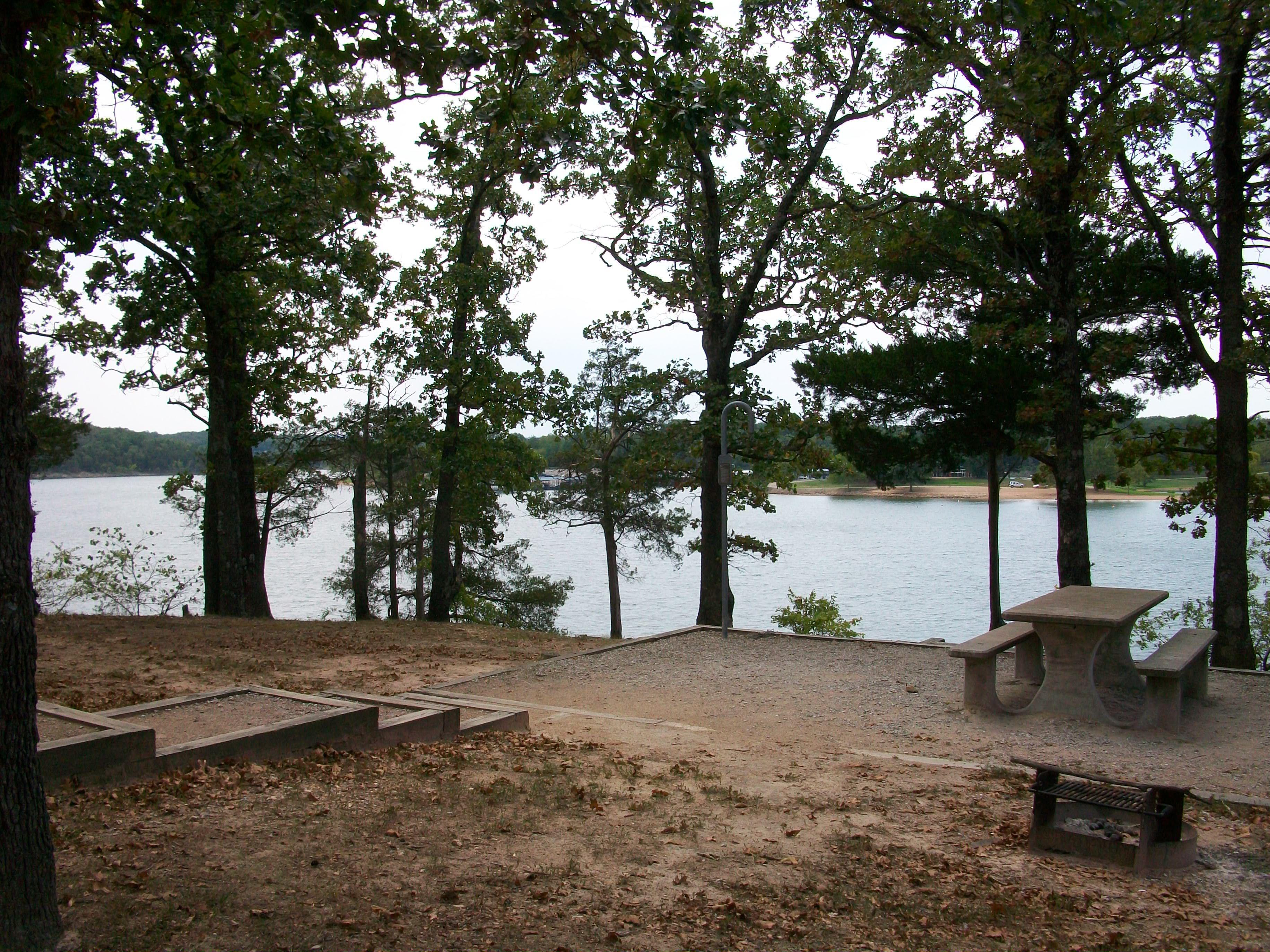 camping at viney creek park on table rock lake mo missouri rh pinterest com au table rock state park mo forum table rock state park mo campground map