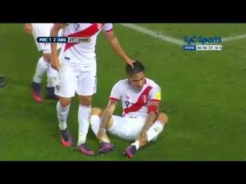 Perú Perdió Con Chile En Santiago Jugando Un Mal Primer Tiempo; Perú