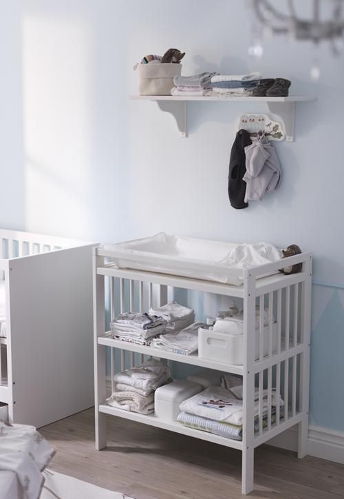 stuva la cuna con cajones de ikea baby pinterest babies room and nursery. Black Bedroom Furniture Sets. Home Design Ideas