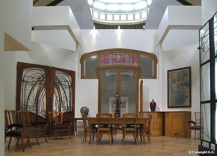 Musee D Orsay Art Nouveau Mobilier Belge Arts Precieux Art Nouveau Furniture Art Nouveau Art Deco