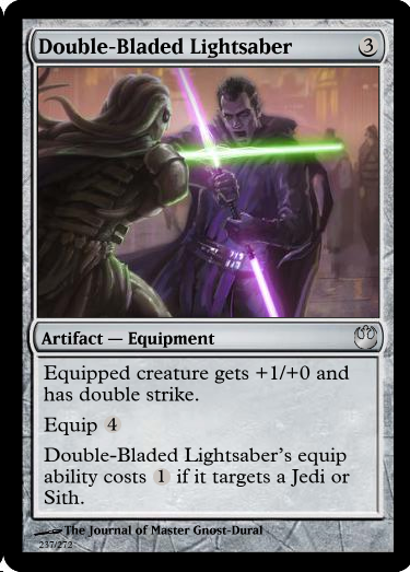Star Wars the Gathering (Complete 1st Draft) | Magic | Magic the