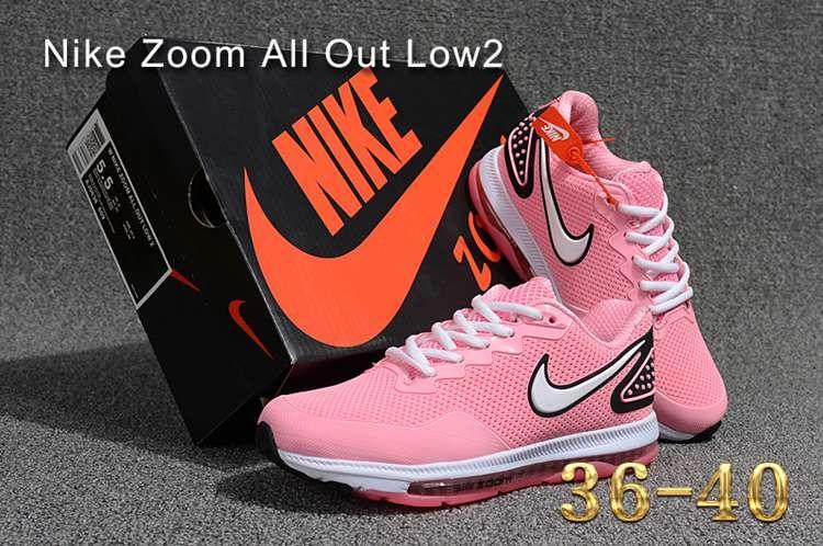 0a3e50f8378c44 Nike ZOOM KPU Nike Women Pink Red White 36-40