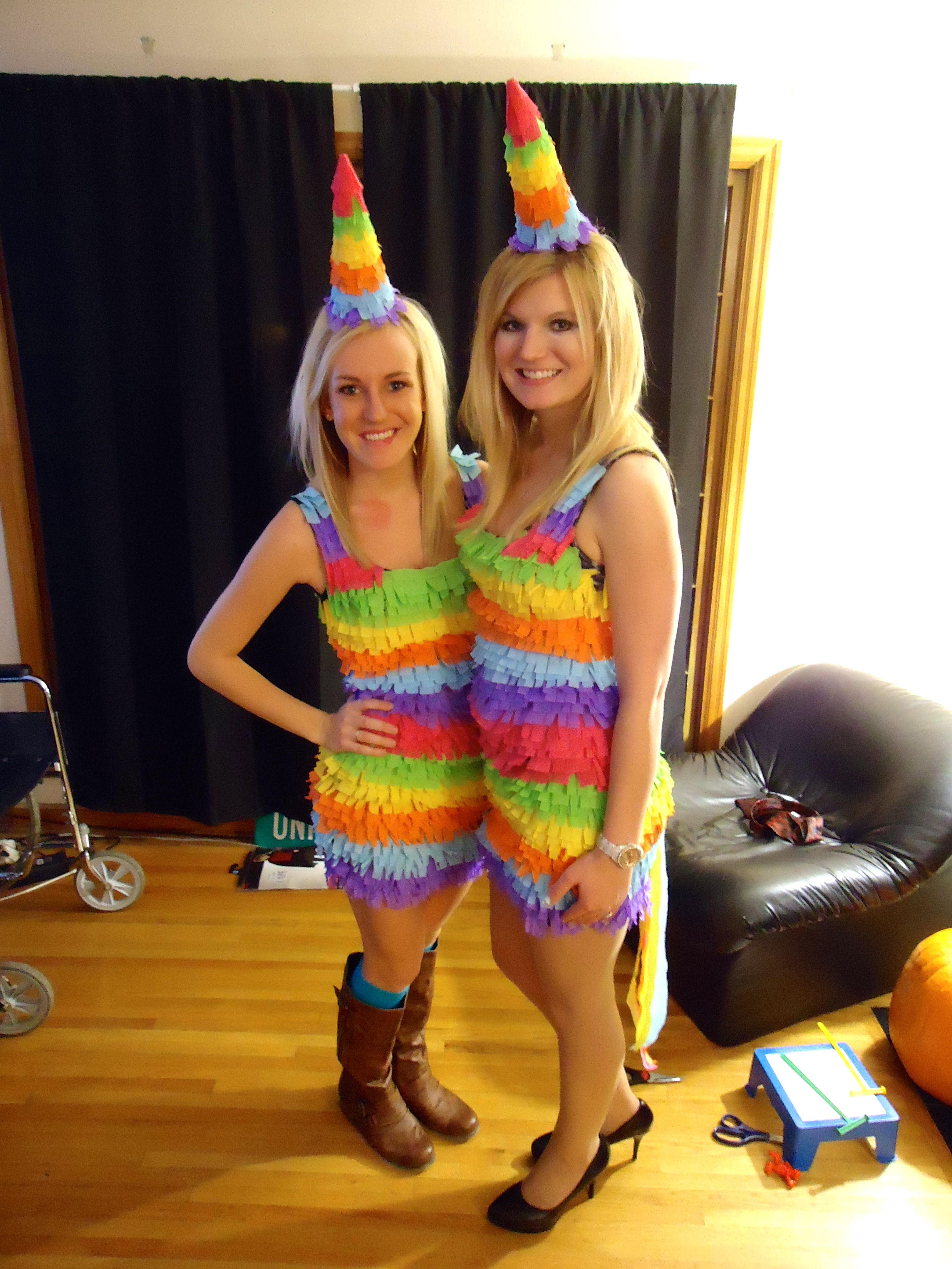 The ULTIMATE COLLEGE HALLOWEEN COSTUMES FOR 2020 & 2021, Pinata