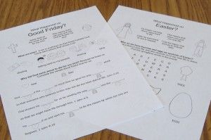 Printable Worksheets For Adults : Printable easter worksheets for children they would be a perfect