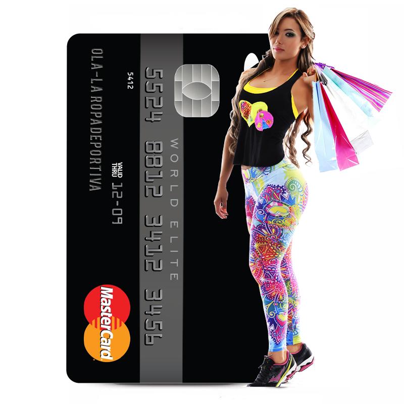 En Ola-la tienda Online puedes comprar tranquilamente tus productos con tarjeta de crédito lo que te permite diferirlos a varias cuotas.  http://www.ola-laropadeportiva.com/  #MasterCard #Visa #AmericanExpress #DinnersClub